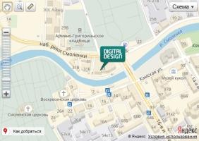 Как добраться до «Digital Design»