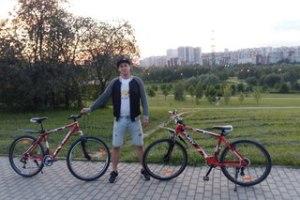 Велопрокат в Павшинской пойме   VeloloVe