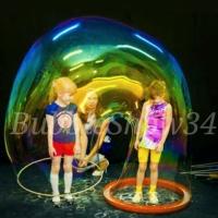 Шоу Мыльных Пузырей от агентства BubbleShow34