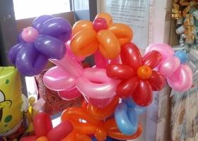 фигуры из шаров для моделирования <nobr>от 100 руб</nobr>