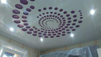Резные натяжные потолки <nobr>от 600 руб</nobr>