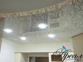 Фактурные натяжные потолки <nobr>от 300 руб</nobr>