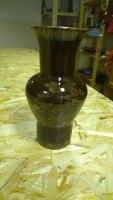 Ваза керамика  эксперименты Гжели <nobr>600 руб</nobr>