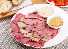 Мясная тарелка <nobr>450 руб</nobr>