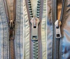 Замена и ремонт молний в одежде других швейных изделиях. <nobr>от 200 руб</nobr>