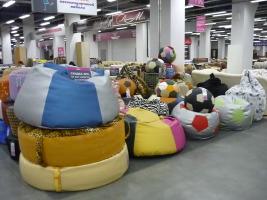 Пошив бескаркасной мебели.Кресла груши,мячи и др.изделия на заказ.Любой размер из любого материала. <nobr>от 1 000 руб</nobr>