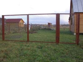 Ворота металлические <nobr>от 5 540 руб</nobr>
