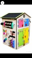 Большой игровой Бизидом для ребёнка (60х40х40)  Товары можно посмотреть на сайте: www.busyboard46.ru <nobr>5 800 руб</nobr>