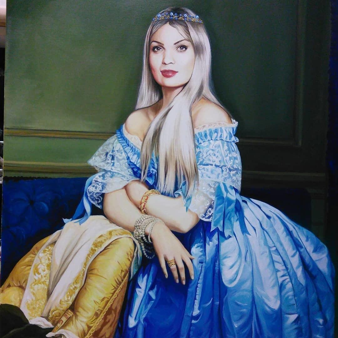 портреты по фото в краснодаре активе